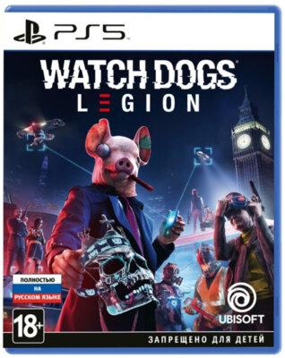 Гра Watch Dogs Legion (PS5, Російська версія) 1