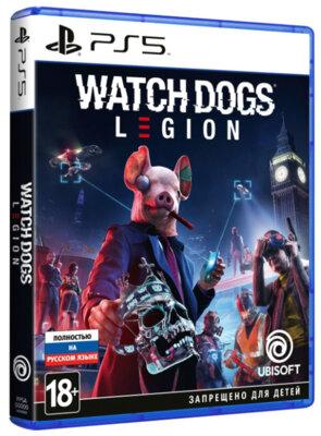 Гра Watch Dogs Legion (PS5, Російська версія) 2