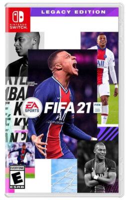 Гра FIFA 21 (Nintendo Switch, Російська версія) 1