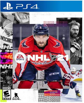 Гра NHL21 (PS4, Російська версія) 1