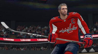 Гра NHL21 (PS4, Російська версія) 2