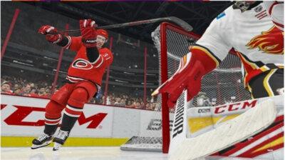 Гра NHL21 (PS4, Російська версія) 4
