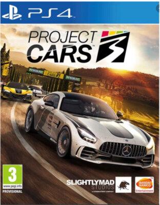 Гра Project Cars 3 (PS4, Російські субтитри) 1