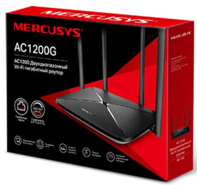 Роутер MERCUSYS AC1200G 3