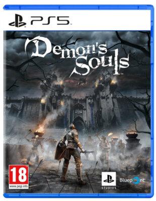 Игра Demons Souls Remake (PS5, Русские субтитры) 1