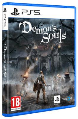 Игра Demons Souls Remake (PS5, Русские субтитры) 2