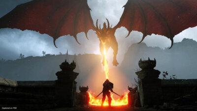 Игра Demons Souls Remake (PS5, Русские субтитры) 6
