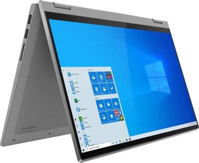 Ноутбук Lenovo IdeaPad Flex 5 14IIL05 (81X100NQRA) Platinum Grey 2