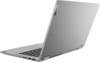 Ноутбук Lenovo IdeaPad Flex 5 14IIL05 (81X100NLRA) Platinum Grey 5
