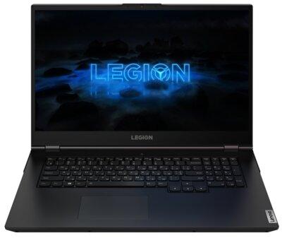 Ноутбук Lenovo Legion 5 17IMH05 (82B30090RA) Phantom Black 1