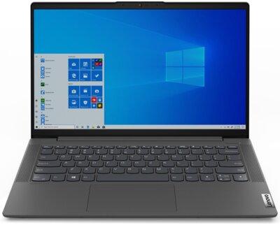 Ноутбук Lenovo IdeaPad 5 15IIL05 (81YH00NTRA) Graphite Grey 1