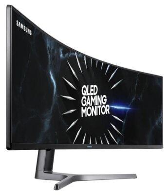 "Mонитор 49"" Samsung Curved C49RG90SSI (LC49RG90SSIXCI) Black 4"