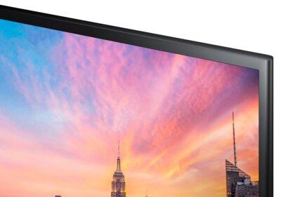 "Монітор 23.5"" Samsung S24F350F (LS24F350FHIXCI) Black 3"