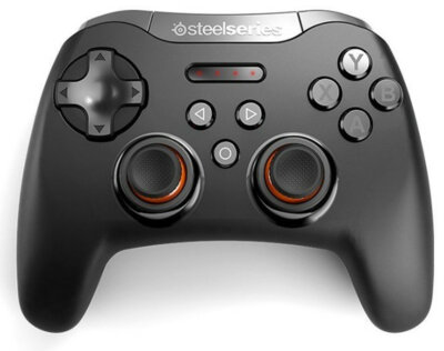 Геймпад SteelSeries STRATUS XL for Windows + Android (69050) 1