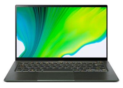 Ноутбук Acer Swift 5 SF514-55GT (NX.HXAEU.006) Green 1