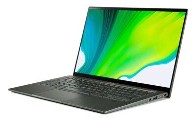 Ноутбук Acer Swift 5 SF514-55GT (NX.HXAEU.006) Green 3