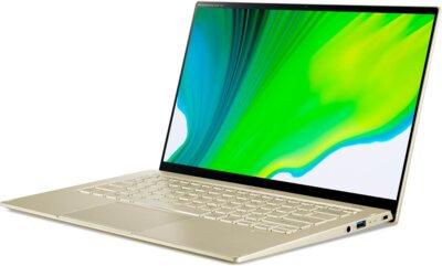 Ноутбук Acer Swift 5 SF514-55T (NX.A35EU.002) Golden 3