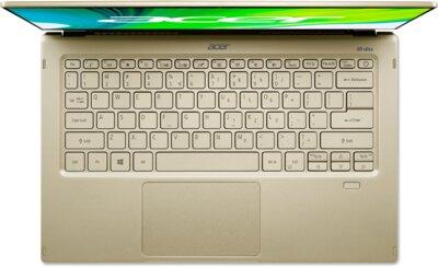 Ноутбук Acer Swift 5 SF514-55T (NX.A35EU.002) Golden 4