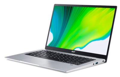 Ноутбук Acer Swift 1 SF114-33 (NX.HYSEU.00K) Silver 3