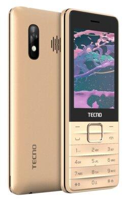 Мобильный телефон TECNO T454 DS Champagne Gold 2