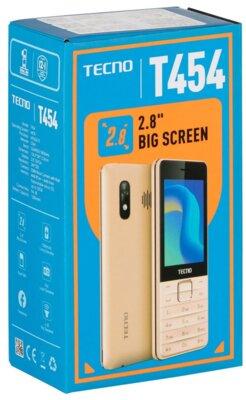 Мобильный телефон TECNO T454 DS Champagne Gold 4