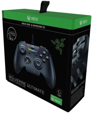 Геймпад проводной Razer Wolverine Ultimate Xbox One Controller 8