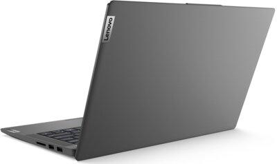 Ноутбук Lenovo IdeaPad 5 14IIL05 (81YH00NSRA) Graphite Grey 4