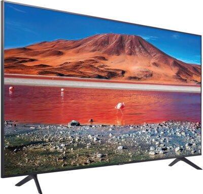 Телевізор Samsung UE65TU7100UXUA Black 2