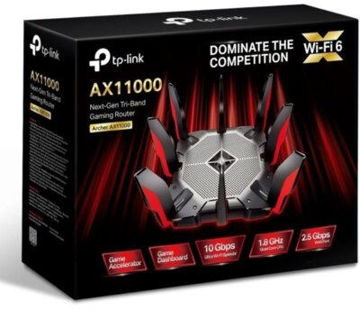 Роутер TP-Link ARCHER AX11000 5