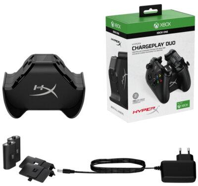 Зарядна станція HyperX ChargePlay Duo для Xbox One 6