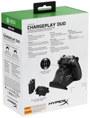 Зарядна станція HyperX ChargePlay Duo для Xbox One 7