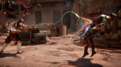 Игра Mortal Kombat 11 Ultimate Edition (PS4,Русские субтитры) 2
