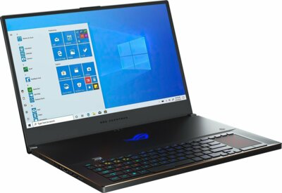 Ноутбук ASUS ROG Zephyrus S17 GX701LXS-HG027T (90NR03Q1-M02630) Black 2