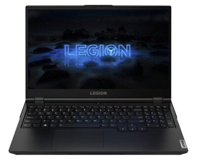 Ноутбук Lenovo Legion 5 17IMH05 (82B3006NRA) Phantom Black 1
