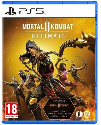 Гра Mortal Kombat 11 Ultimate Edition (PS5, Російські субтитри) 1