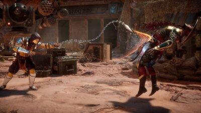 Гра Mortal Kombat 11 Ultimate Edition (PS5, Російські субтитри) 4