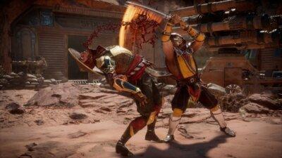 Гра Mortal Kombat 11 Ultimate Edition (PS5, Російські субтитри) 6