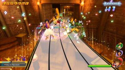 Гра KINGDOM HEARTS Melody of Memory (Nintendo Switch, Російська версія) 5