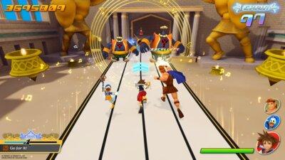 Гра KINGDOM HEARTS Melody of Memory (Nintendo Switch, Російська версія) 6