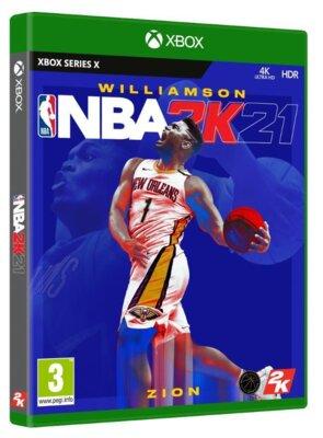 Гра NBA 2K21 (Xbox Series X, Російські субтитри) 1