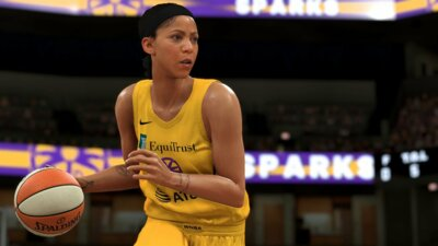 Гра NBA 2K21 (Xbox Series X, Російські субтитри) 4