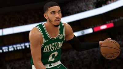 Гра NBA 2K21 (Xbox Series X, Російські субтитри) 5