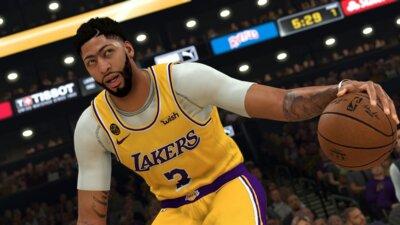 Гра NBA 2K21 (Xbox Series X, Російські субтитри) 7