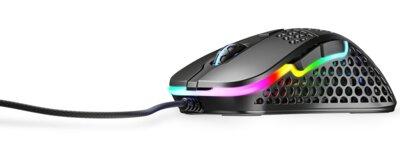 Мышь Xtrfy M4 RGB USB (XG-M4-RGB-BLACK) Black 4