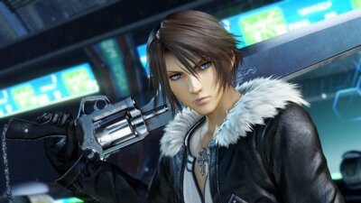 Гра Final Fantasy VIII Remastered Standard Edition (PS4, Англійська версія) 4