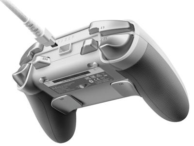 Геймпад безпровідний/провідний Razer Raiju Tournament Ed. - Mercury 5