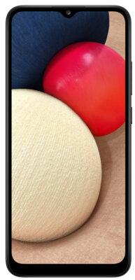 Смартфон Samsung Galaxy A02s Black 1