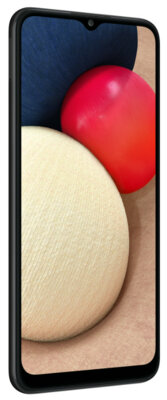 Смартфон Samsung Galaxy A02s Black 3