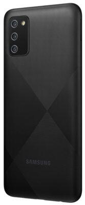 Смартфон Samsung Galaxy A02s Black 8