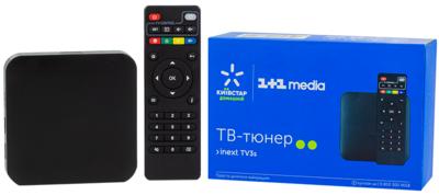 Тюнер inext TV3s + 6 месяцев Киевстар ТВ «Премиум HD» в подарок 1